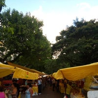 Photo taken at Feira Modelo da Vasco by Nícolas K. on 3/10/2015