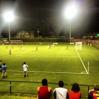 Photo taken at The Seminole Soccer Complex by Pascal W. on 10/5/2012