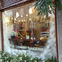 Photo taken at Mansson Danish Bakery & Café by Evgeny N. on 1/6/2017