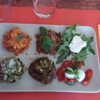 Photo taken at Piccola Cucina Italiana by Judith G. on 5/23/2014