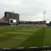 Photo taken at Trent Bridge Cricket Ground by james h. on 7/10/2013