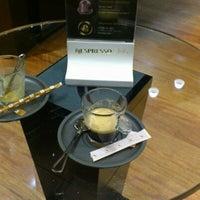 Photo taken at Nespresso Boutique by Pierluigi d. on 9/17/2012