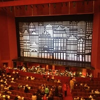 Photo taken at Kennedy Center Opera House by Оксана К. on 10/17/2012