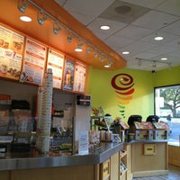 Photo taken at Jamba Juice by Alyssa S. on 3/27/2013