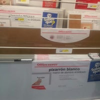 Photo taken at Office Depot (Carr 57) by Luis Armando C. on 7/1/2013