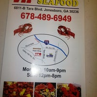 Photo taken at VIP New Orleans Seafood by Vernon K. on 2/10/2013