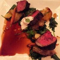 Photo taken at La Tour Restaurant & Bar by Sam G. on 12/21/2015