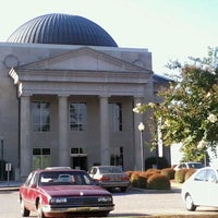 Photo taken at Anderson County Library by Jody S. on 10/5/2012
