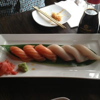 Photo taken at Wasabi Japanese Restaurant by Rebecca C. on 6/7/2013