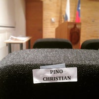 Photo taken at Edificio MBA PUC by Christian P. on 3/24/2015