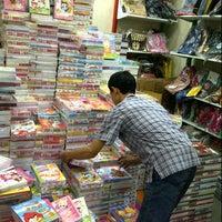Photo taken at Togamas Bookstore by Yo-C F. on 7/10/2013