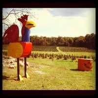 Photo taken at Gaver Farm by Lisa G. on 9/30/2012