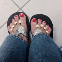 Photo taken at T's Nails by Theresa . on 11/12/2014