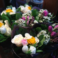 Photo taken at Sunny's Florist by Becca M. on 3/24/2013