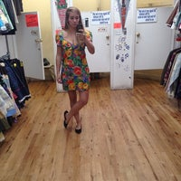 Photo taken at No Relation Vintage by Becca M. on 9/14/2014