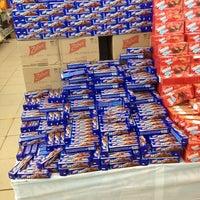 Photo taken at Supermercado Supra by Francisco A. on 12/24/2012