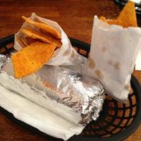 Photo taken at Mexigo Burrito Bar by Matt A. on 4/24/2013