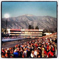 Photo taken at AAA Auto Club Raceway by Jeff H. on 11/10/2013