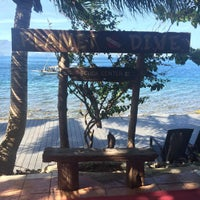 Photo taken at Planet Dive Anilao by Carla S. on 2/13/2016