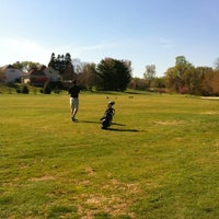 Photo taken at Pinecrest Golf Course by Cristy on 4/21/2014