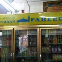 Photo taken at Restoran Fareed by WiT on 10/12/2012