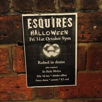 Photo taken at Esquires by Steve N. on 10/18/2014