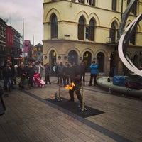 Photo taken at Spirit of Belfast by Jonathan M. on 2/24/2015