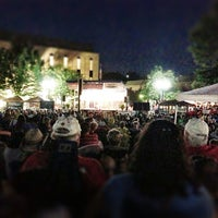 Photo taken at Franklin Square by Joe S. on 7/28/2013