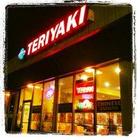 Photo taken at International Teriyaki House by Tan on 2/25/2013