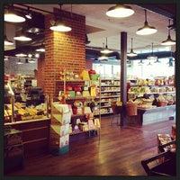 Photo taken at Cossetta's Italian Market & Pizzeria by Anne D. on 12/29/2012