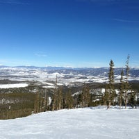 Photo taken at Winter Park Resort by Lucinda D. on 1/21/2013