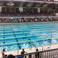 Photo taken at University Aquatic Center by Andres C. on 7/11/2015