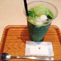 Photo taken at nana's green tea 東京スカイツリータウンソラマチ店 by yk on 7/17/2016