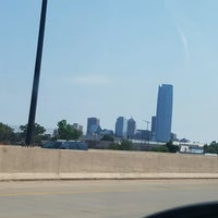 Photo taken at Oklahoma City by Gina M. on 9/4/2016