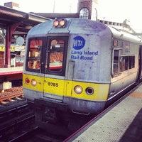 Photo taken at LIRR - Huntington Station by Wyatt S. on 5/13/2013