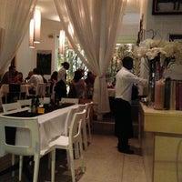 Photo taken at Roberto's Signature Restaurant by Randolf J. on 11/17/2012