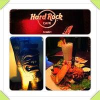 Photo taken at Hard Rock Cafe Maui by Anastasiya Y. on 10/5/2013