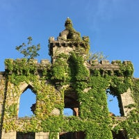 Photo taken at Smallpox Hospital by Elizabeth F. on 9/17/2016
