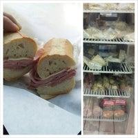 Photo taken at Vace Italian Delicatessen & Homemade Pasta by Dan R. on 9/29/2013