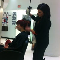 Photo taken at A Robert Cromeans Salon by Patsy T. on 12/30/2012