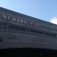 Photo taken at Newark Penn Station by Langel D. on 6/9/2013