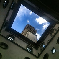 Photo taken at Palazzo Strozzi by Emmet B. on 2/3/2013