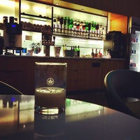Photo taken at Maple Leaf Lounge (International) by Pedro P. on 1/18/2013
