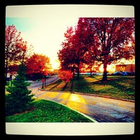 Photo taken at Kent State University by Alex G. on 10/19/2012