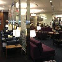 Photo taken at British Airways Galleries Lounge by Rachid S. on 12/20/2012