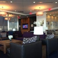 Photo taken at British Airways Galleries Lounge by Rachid S. on 2/9/2013