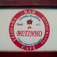 Photo taken at Bar do Betinho by Tulio B. on 5/22/2013