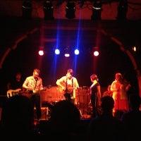 Photo taken at Schubas Tavern by Greg C. on 8/18/2013