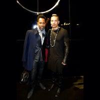 Photo taken at Mercedes-Benz Fashion Week by Steve V. R. on 2/20/2015