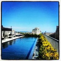 Photo taken at Hotel Mandarin Oriental by terrazeo on 6/8/2013